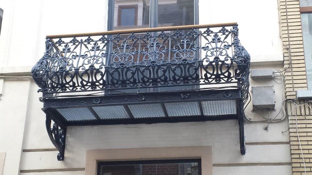 Balkon Antonello Schaarbeek - AltNova - AltaNova
