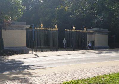 Wachterspaviljoenen Park van Tervuren